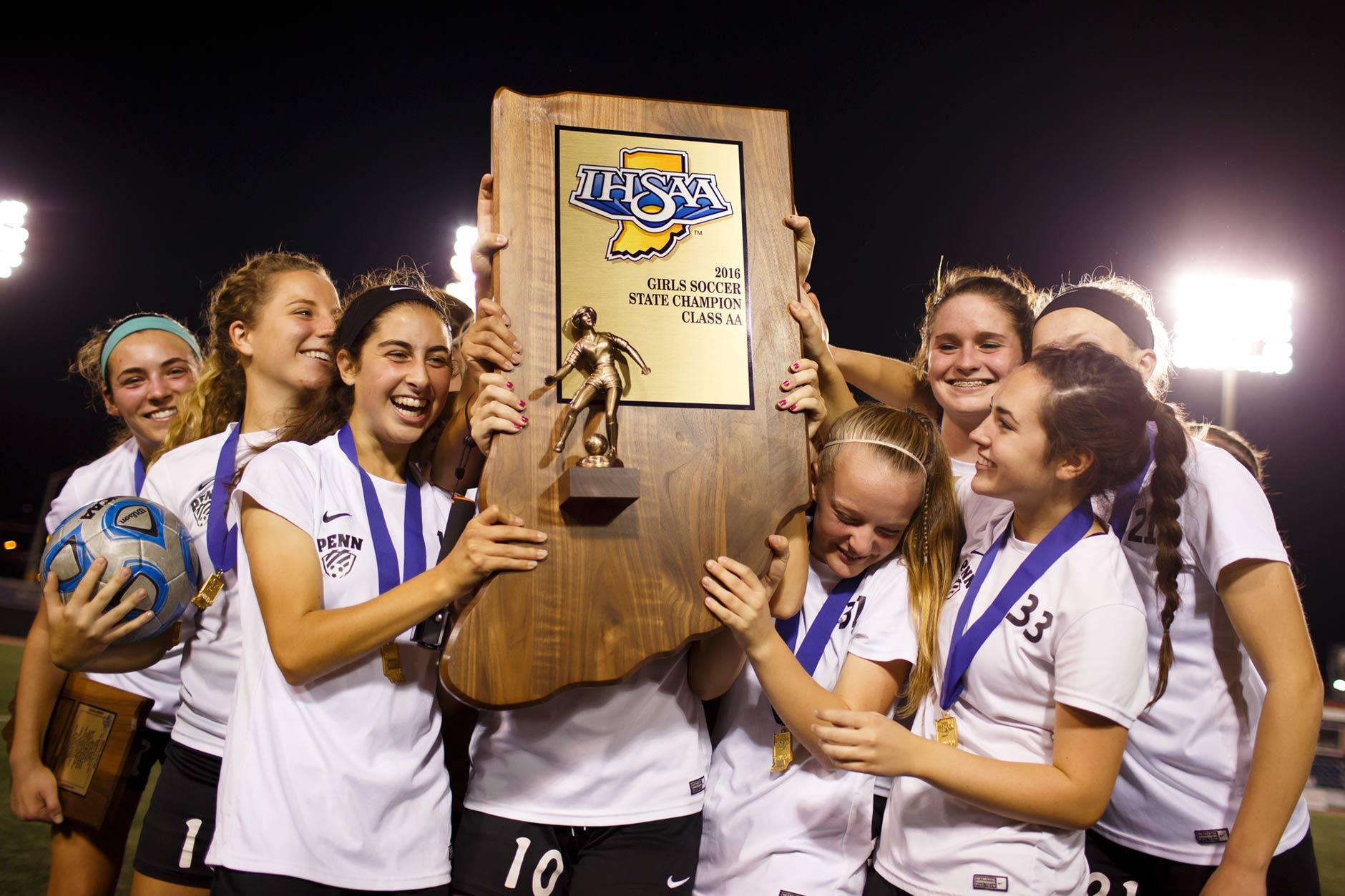 Penn Brebeuf Jesuit State Championship