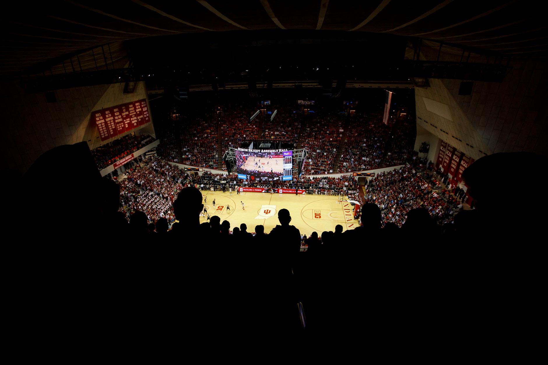 Indiana Men's Basketball vs. Purdue