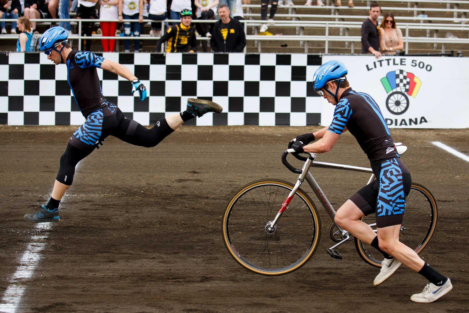 Little 500: Qualifications