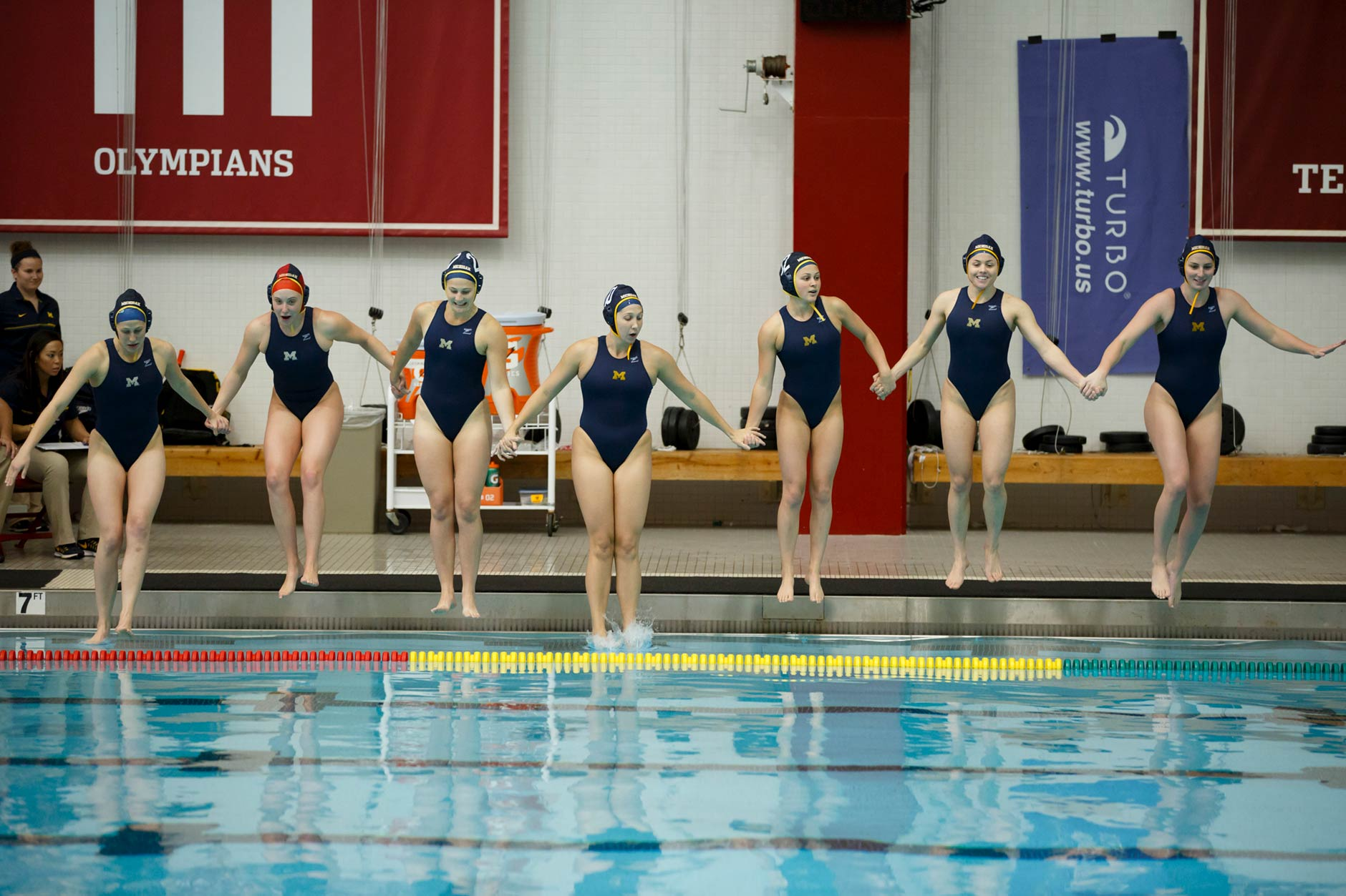 Michigan at CWPA Championship