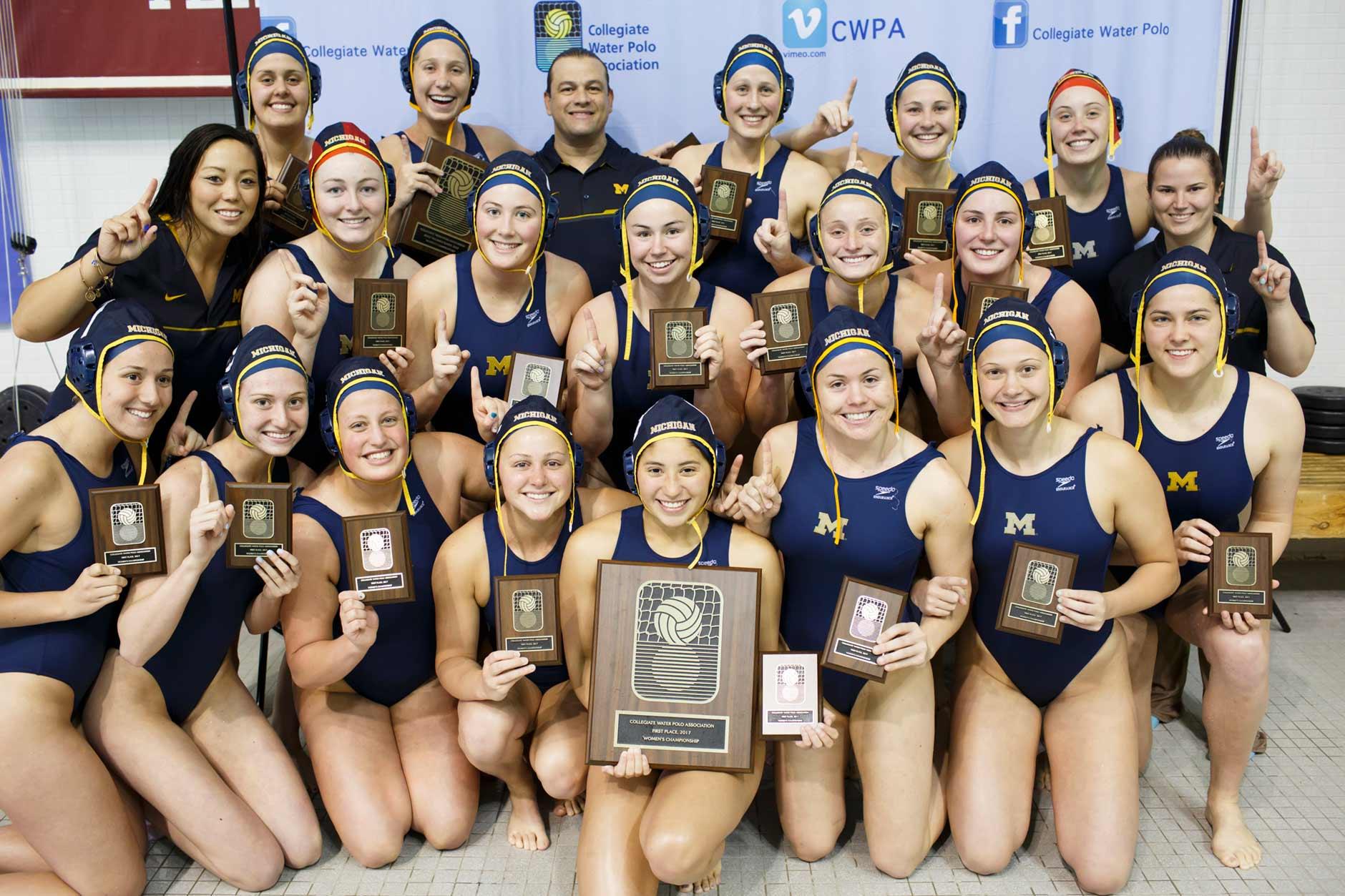 Michigan at CWPA Championship