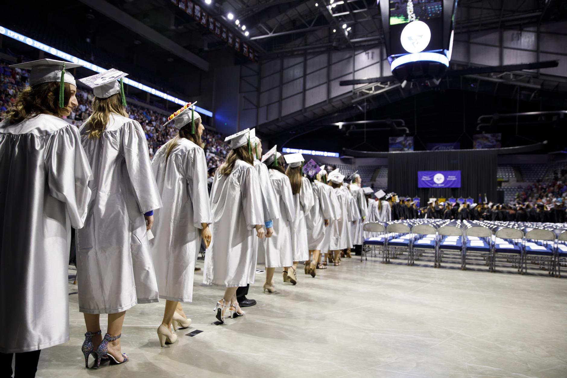 Indiana University-Purdue University Fort Wayne Commencement