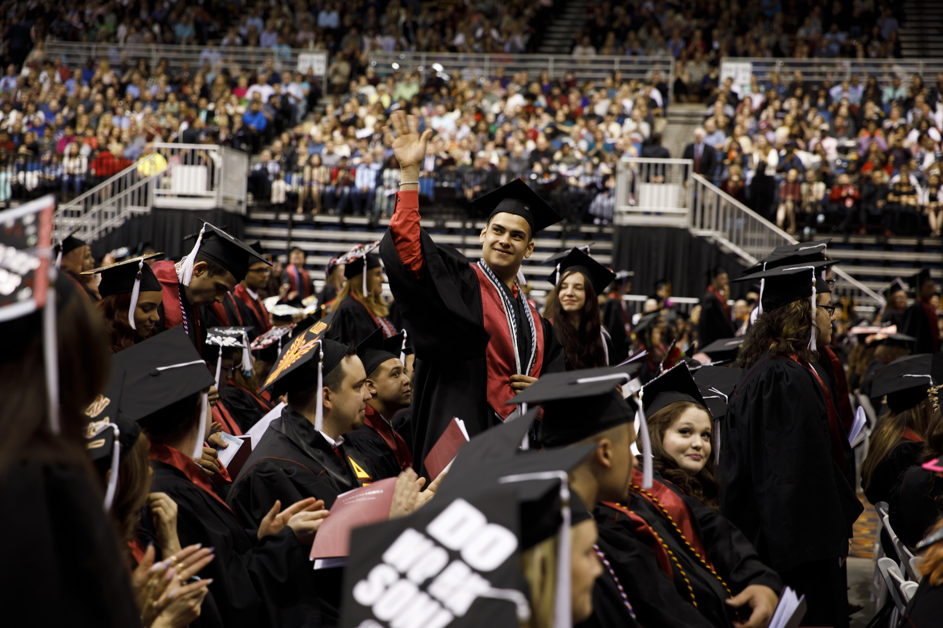 Indiana University Northwest Commencement