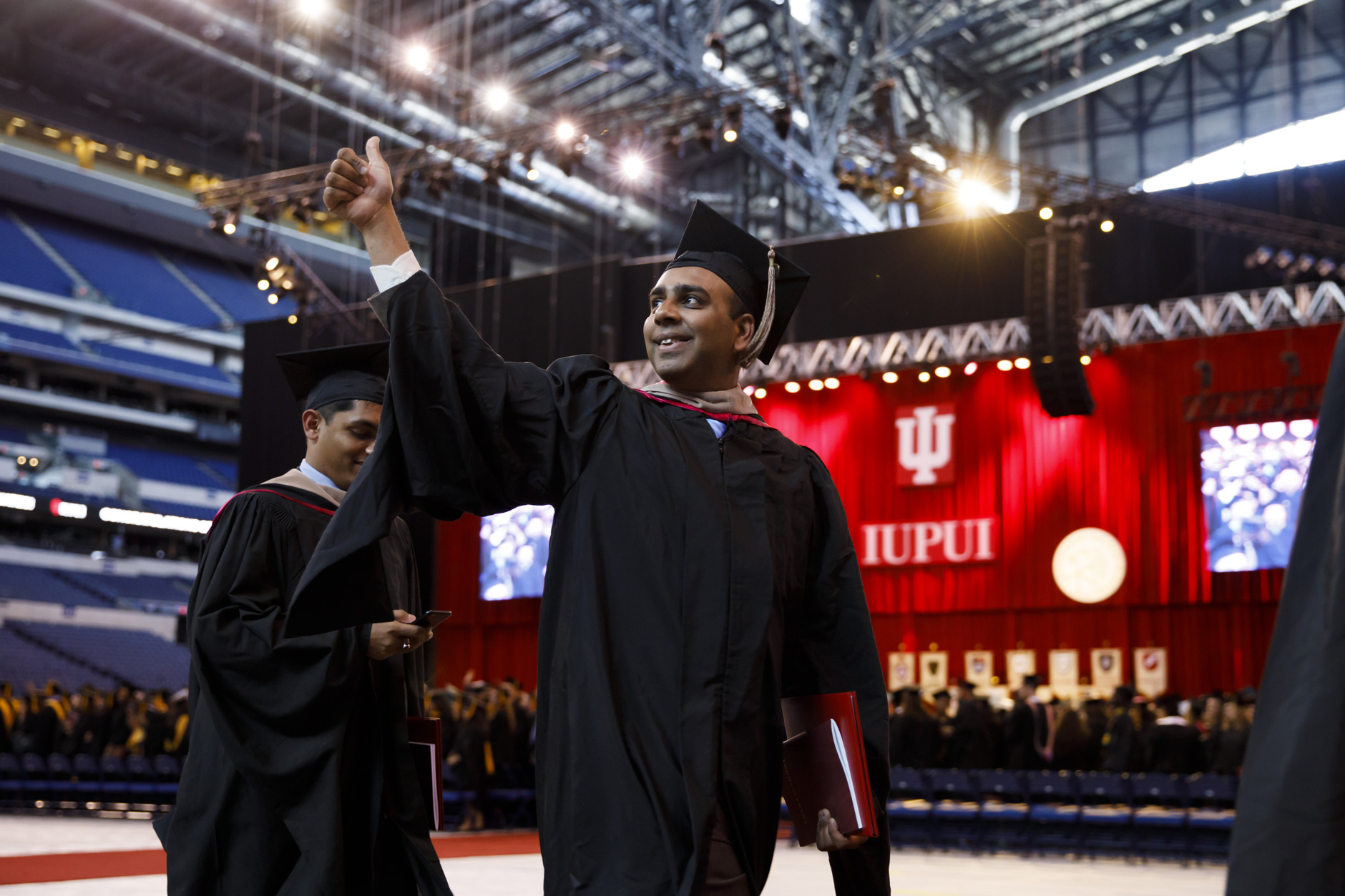 Indiana University-Purdue University Indianapolis Commencement