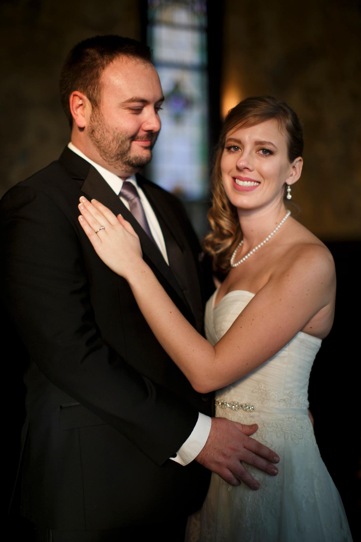 Miller-McArthur Wedding