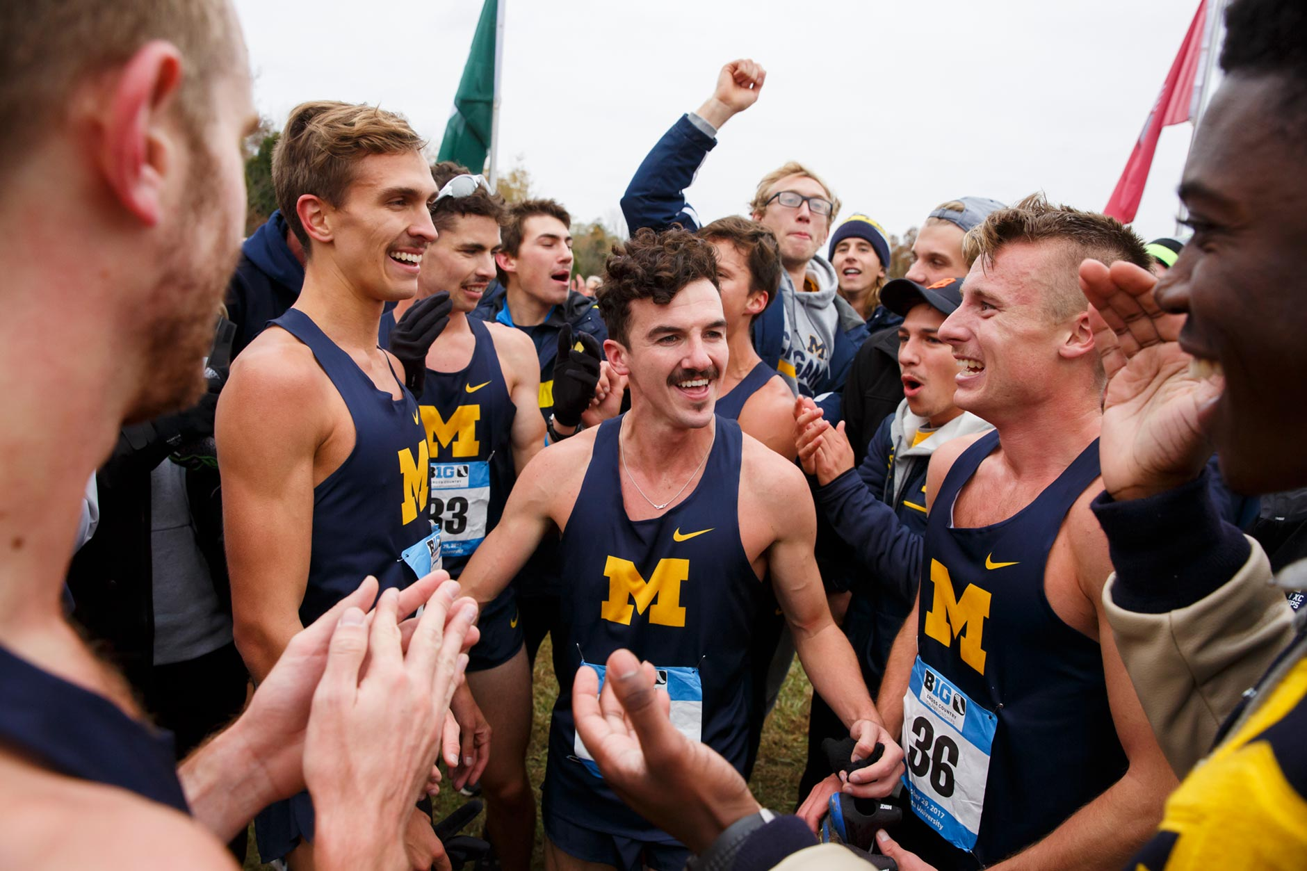 Michigan at Big Ten Cross Country Championships