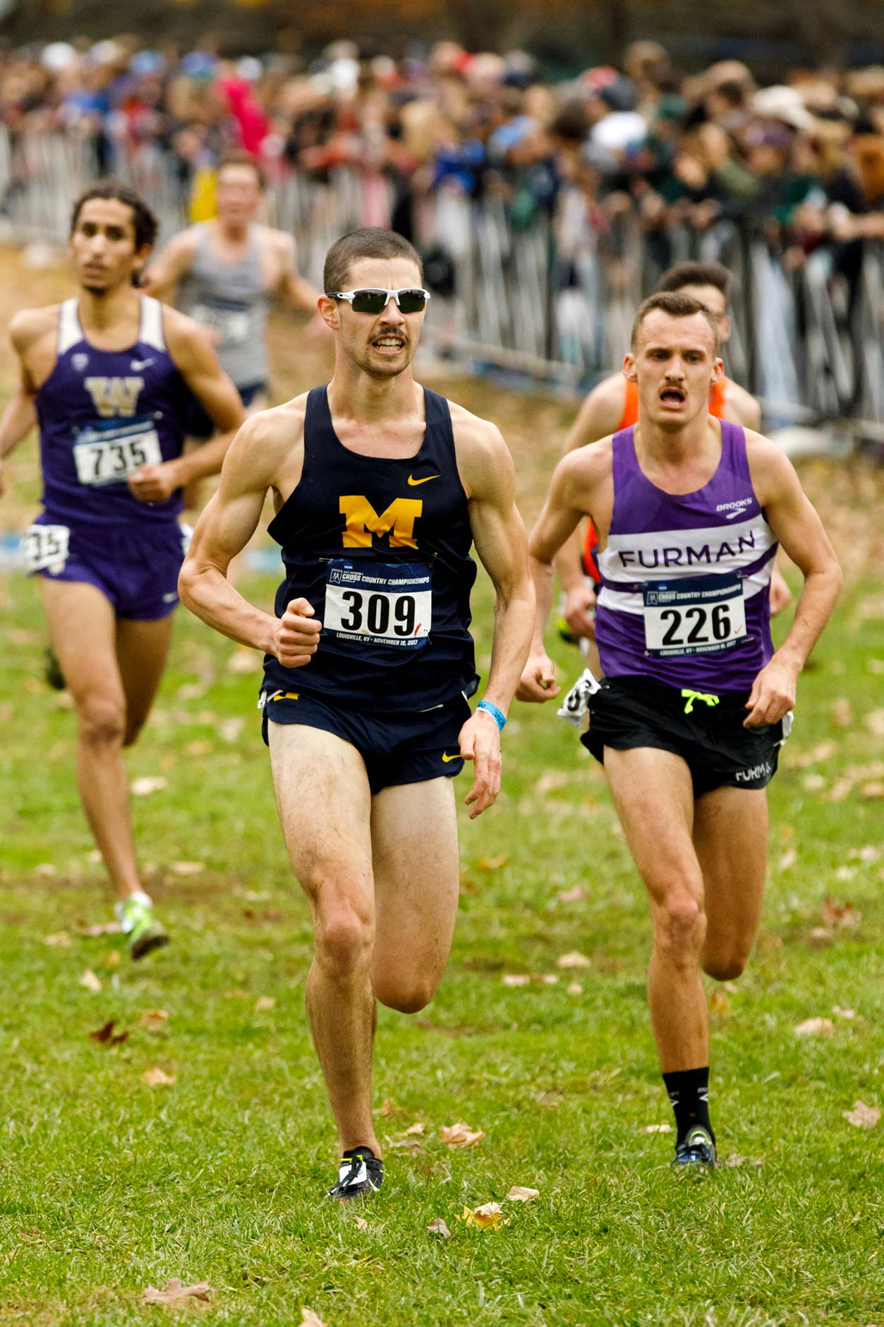 Michigan at NCAA Division I Cross Country Championships