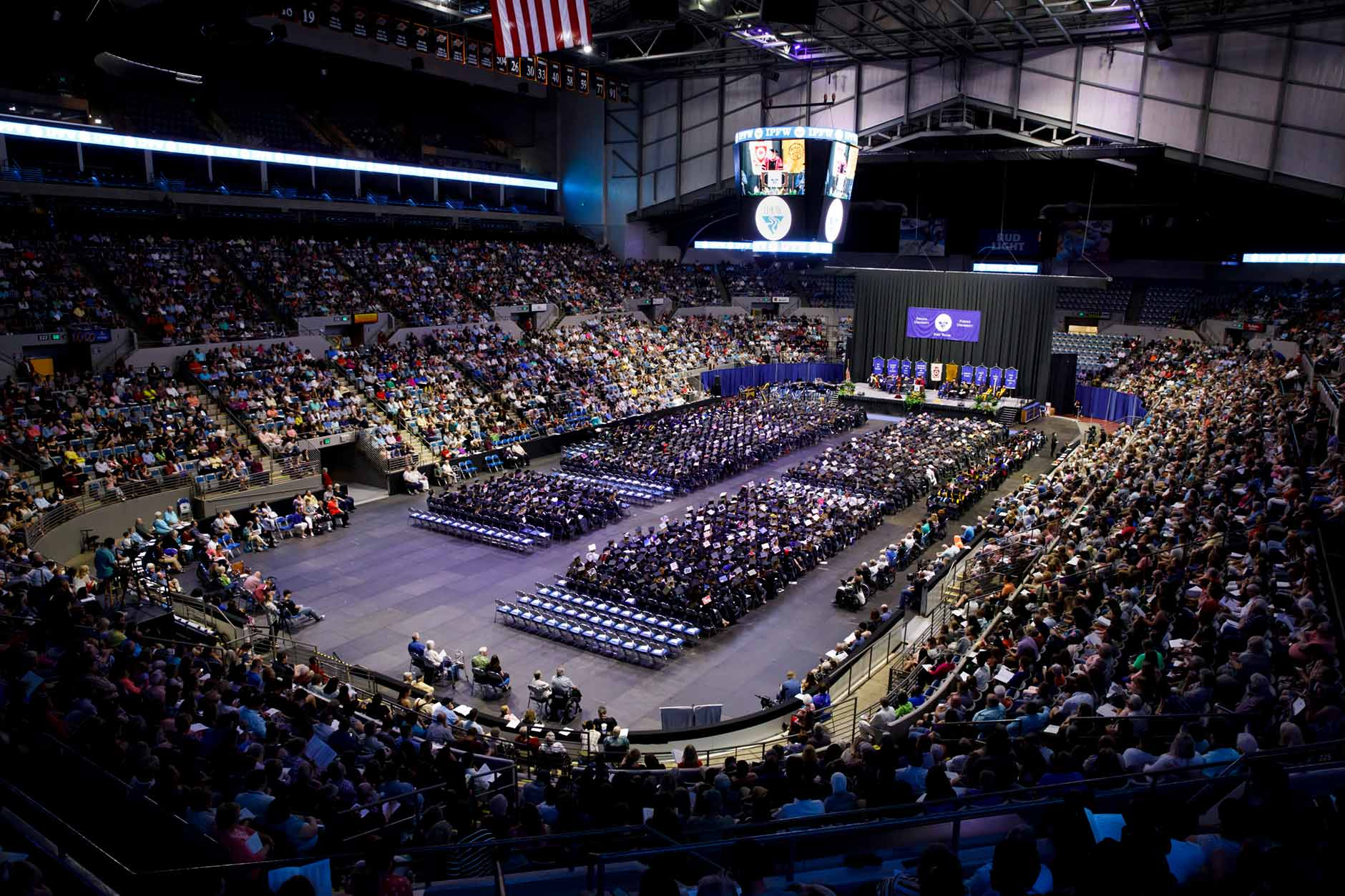 Indiana University-Purdue University Fort Wayne Commencement