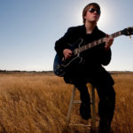 Guitarist Taylor Scott – Cheyenne, Wyoming – Sept. 30, 2011. (Photo by James Brosher)